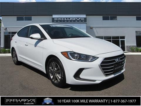 2018 Hyundai Elantra for sale in Baltimore, MD