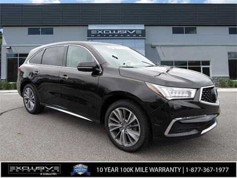 2017 Acura MDX for sale in Baltimore, MD