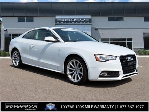 2016 Audi A5 for sale in Baltimore, MD