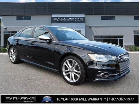 2013 Audi S6 for sale in Baltimore, MD