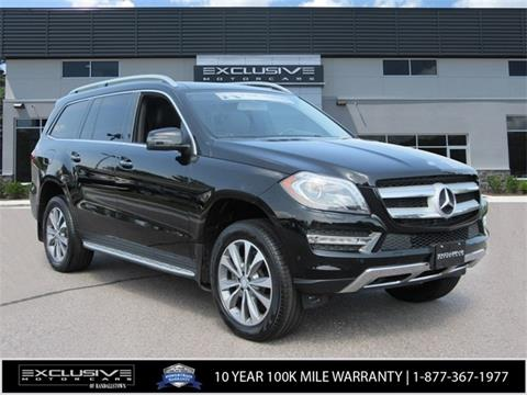 2016 Mercedes-Benz GL-Class for sale in Baltimore, MD