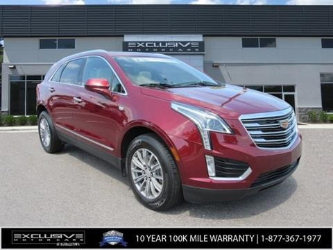 2017 Cadillac XT5 for sale in Baltimore, MD