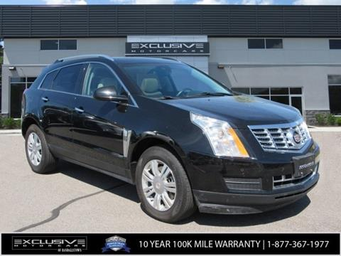 2015 Cadillac SRX for sale in Baltimore, MD