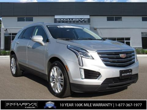 2018 Cadillac XT5 for sale in Baltimore, MD