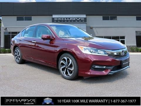 2016 Honda Accord for sale in Baltimore, MD