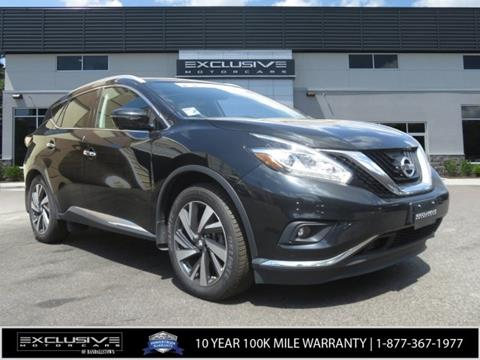 2016 Nissan Murano for sale in Baltimore, MD