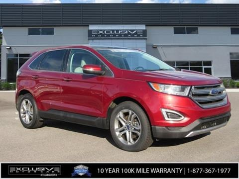 2015 Ford Edge for sale in Baltimore, MD