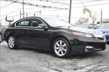 2013 Acura TL for sale in Baltimore, MD