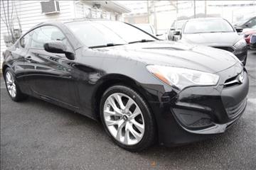 2013 Hyundai Genesis Coupe for sale in Baltimore, MD