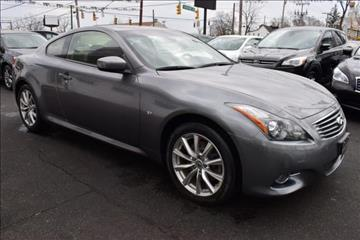 2014 Infiniti Q60 Coupe for sale in Baltimore, MD