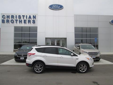2014 Ford Escape for sale in Crookston MN
