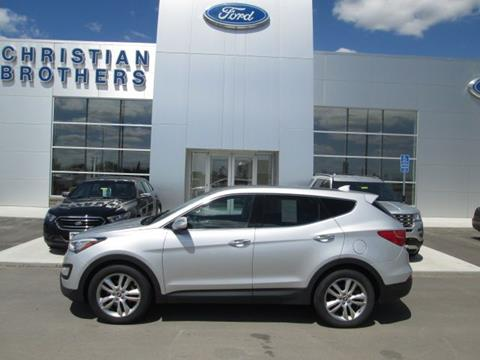 2013 Hyundai Santa Fe Sport for sale in Crookston, MN
