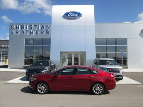 2017 Ford Fusion for sale in Crookston, MN