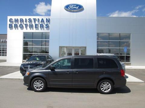 2016 Dodge Grand Caravan for sale in Crookston MN