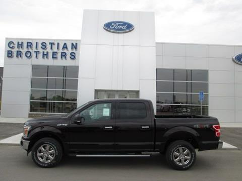 2018 Ford F-150 for sale in Crookston, MN