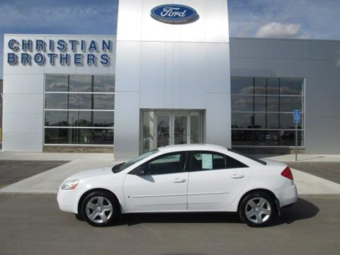 2009 Pontiac G6 for sale in Crookston MN