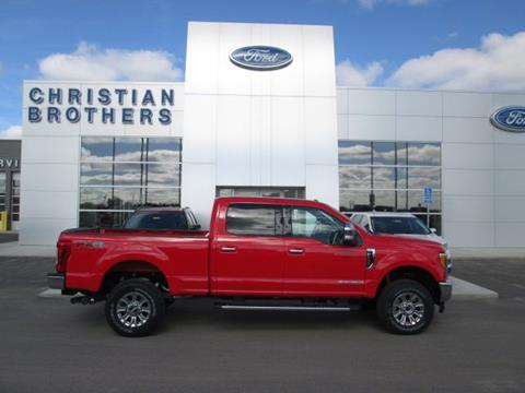 2017 Ford F-250 Super Duty for sale in Crookston MN