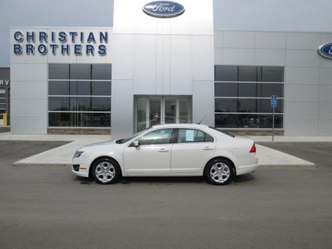 2011 Ford Fusion for sale in Crookston, MN