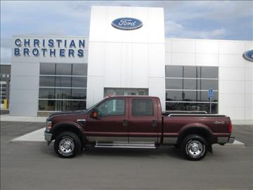 2009 Ford F-250 Super Duty for sale in Crookston, MN