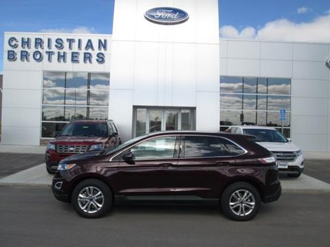2017 Ford Edge for sale in Crookston, MN