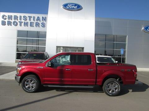 2018 Ford F-150 for sale in Crookston MN