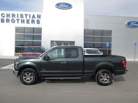 2015 Ford F-150 for sale in Crookston, MN
