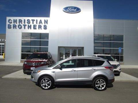 2016 Ford Escape for sale in Crookston MN
