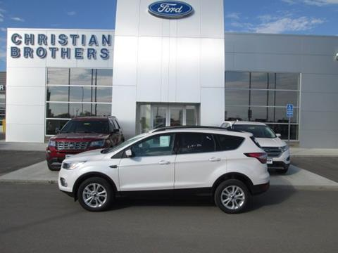 2018 Ford Escape for sale in Crookston, MN