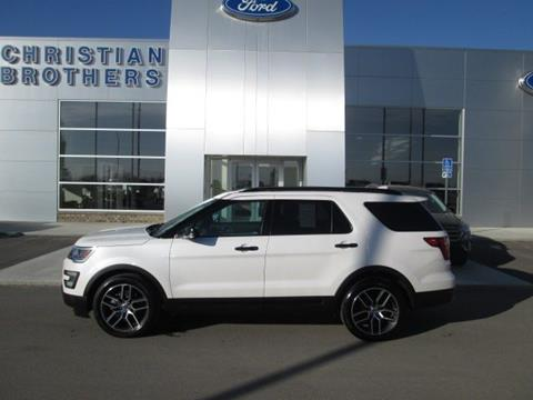 2017 Ford Explorer for sale in Crookston, MN