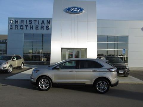 2017 Ford Edge for sale in Crookston MN