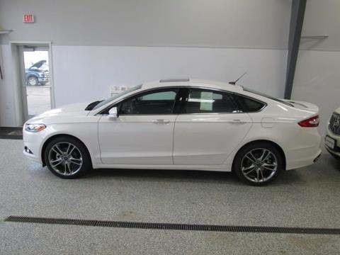 2016 Ford Fusion for sale in Crookston, MN