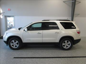 2008 GMC Acadia for sale in Crookston, MN