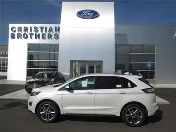 2016 Ford Edge for sale in Crookston, MN