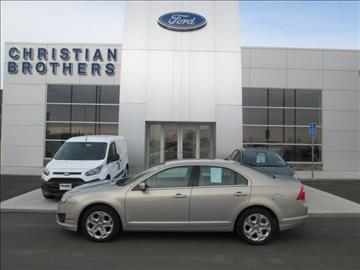 2010 Ford Fusion for sale in Crookston, MN