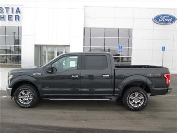 2017 Ford F-150 for sale in Crookston, MN