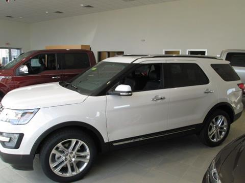 2017 Ford Explorer for sale in Crookston MN