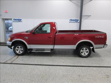 2003 Ford F-150 for sale in Crookston, MN