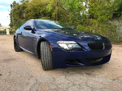 2010 BMW M6 for sale in Houston, TX