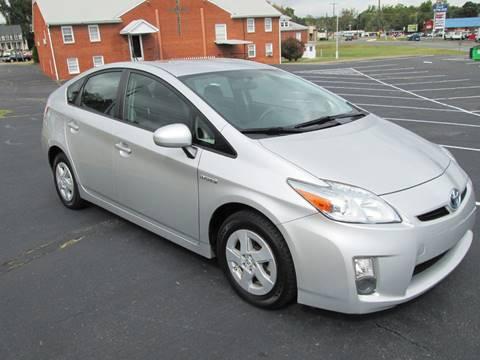 2011 Toyota Prius for sale in Fredericksburg, VA