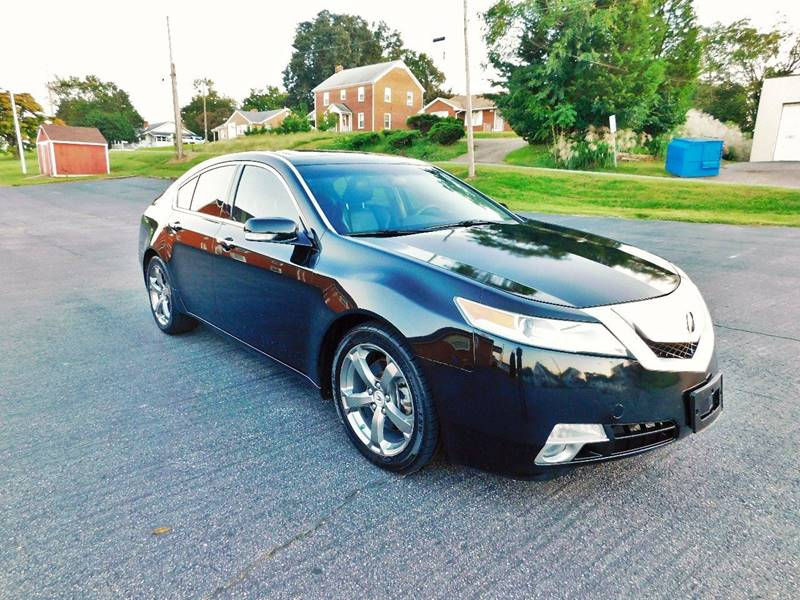 Acura Tl SHAWD Dr Sedan A WTechnology Package And - Tires acura tl