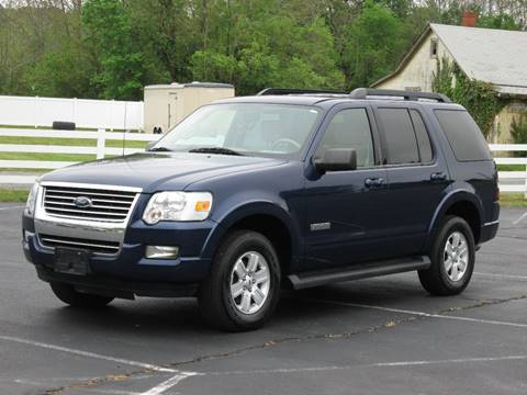2008 Ford Explorer for sale in Fredericksburg, VA