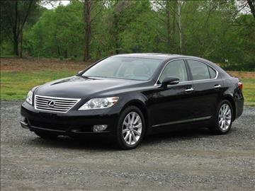 2010 Lexus LS 460 for sale at ANZ Auto llc in Fredericksburg VA