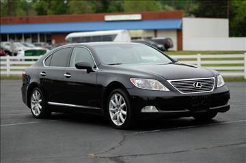 2008 Lexus LS 460 for sale at ANZ Auto llc in Fredericksburg VA
