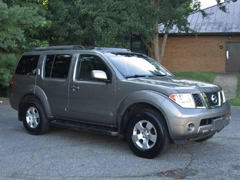 2006 Nissan Pathfinder for sale in Fredericksburg, VA