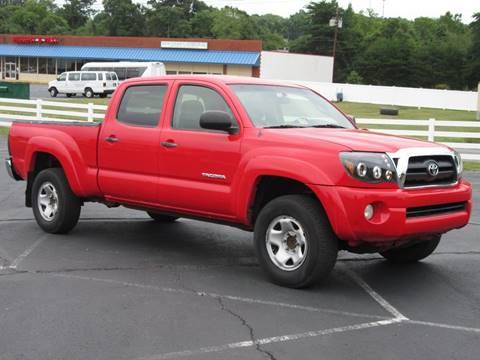 2005 Toyota Tacoma for sale in Fredericksburg, VA