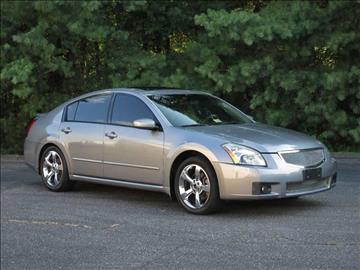 2007 Nissan Maxima for sale in Fredericksburg, VA