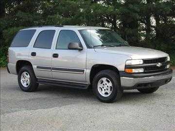 2004 Chevrolet Tahoe for sale in Fredericksburg, VA