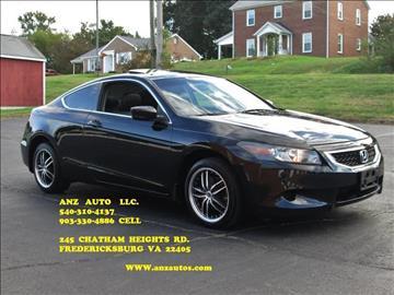 2008 Honda Accord for sale in Fredericksburg, VA