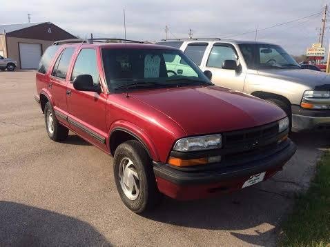 1998 Chevrolet Blazer for sale in Cairo NE