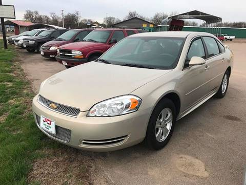 2012 Chevrolet Impala for sale in Cairo, NE